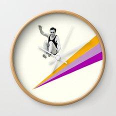 I Can Jump Higher Wall Clock