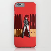 Moon Girl Epic iPhone 6 Slim Case