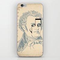Franz Schubert iPhone & iPod Skin