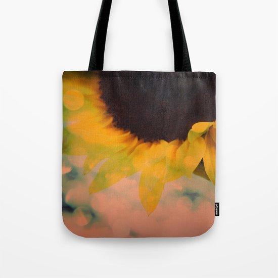 Sunflower II (mini series) Tote Bag