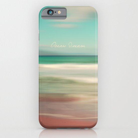 Ocean Dream IV iPhone & iPod Case