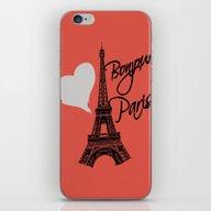 Paris Eiffel Tower iPhone & iPod Skin