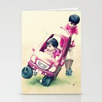Children stuff Stationery Cards