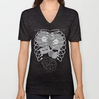 Internal Rhythm Unisex V-Neck