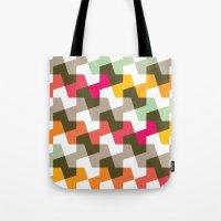 Geometric Pattern (2010) Tote Bag