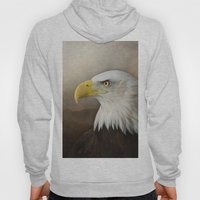 The Noble Bald Eagle Hoody