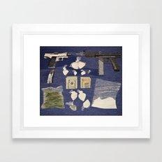 Loot 11 Framed Art Print