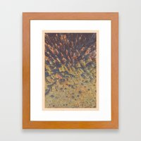 FLEW / PATTERN SERIES 00… Framed Art Print