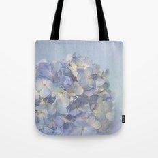 Charming Blue Tote Bag