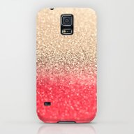 GOLD CORAL Galaxy S5 Slim Case