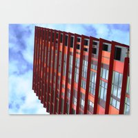 Looking Up! 12 Canvas Print