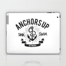 Anchors up! Laptop & iPad Skin
