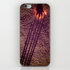 Fire / Spider Man, What Do You See? iPhone & iPod Skin