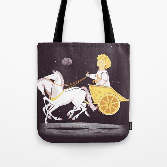 Apollo's Moon Landing Tote Bag