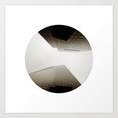 Angles Redux Art Print