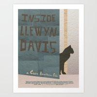 Inside Llewyn Davis Mini… Art Print