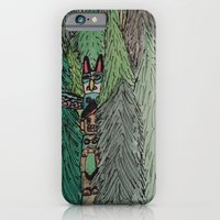 iPhone & iPod Case featuring Totem by Danny Lewis