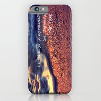Sea romance iPhone 6 Slim Case