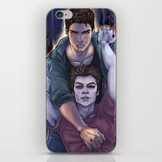 Possessed and Possession iPhone & iPod Skin