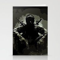 Call Of Duty Camo Stationery Cards