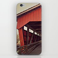 Covered  iPhone & iPod Skin
