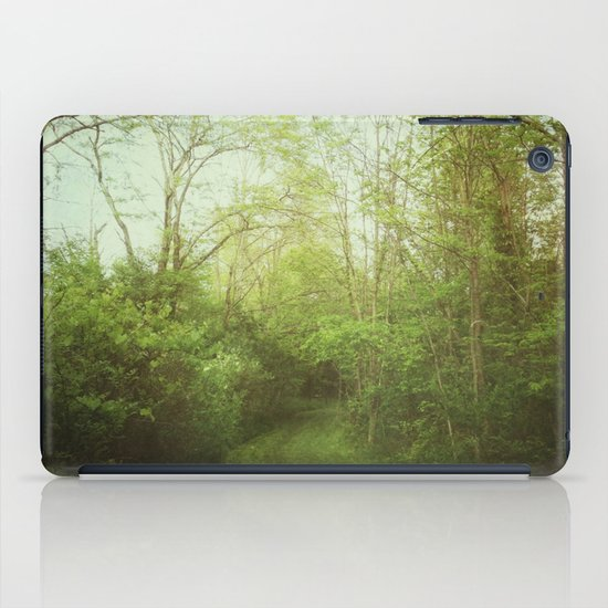 Follow Your Life Path iPad Case