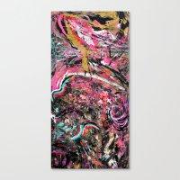 Pink Matter // Frank Ocean Canvas Print