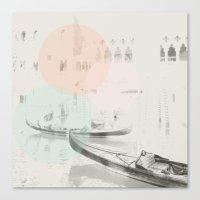 Dots//Ten Canvas Print