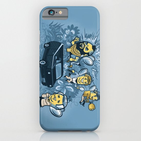 Bee Team 2 iPhone & iPod Case