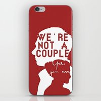 Not A Couple iPhone & iPod Skin