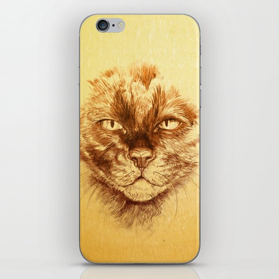 KITTEE iPhone & iPod Skin