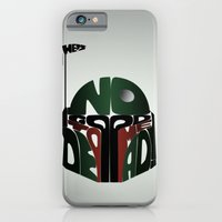 He's No Good To Me Dead! iPhone 6 Slim Case