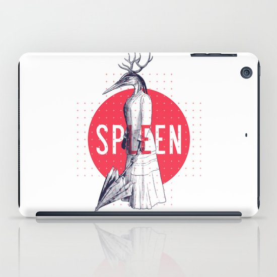 Spleen iPad Case