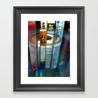 I Am Everywhere Framed Art Print