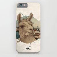 iPhone & iPod Case featuring adventurous spirit by Börg