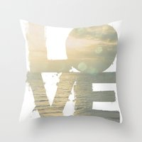 This Love Is Ours Throw Pillow