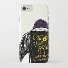 Just watch me iPhone 7 Slim Case