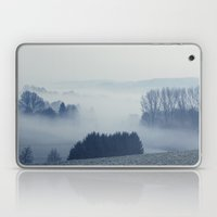 White Cover Laptop & iPad Skin