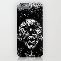 iPhone & iPod Case featuring Drip Face by Zach Hoskin Art + Design