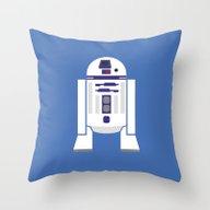 Star Wars Minimalism - R… Throw Pillow