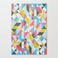 Apartment 02. Canvas Print