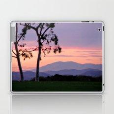 Saddleback Sunset Laptop & iPad Skin