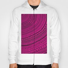 Hot Pink Pulse o4. Hoody