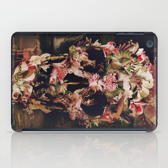 Jungle Skull iPad Case