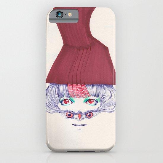 Owl lady wannabe iPhone & iPod Case