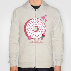 The Donut Valentine Hoody