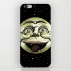 Rad Moon Rising iPhone & iPod Skin