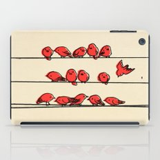 Hanging Out iPad Case