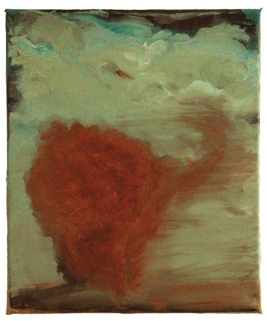 landscape (untitled 3) Art Print