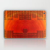 City In A Morning Laptop & iPad Skin